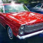 """1965 Ford Galaxy 500XL"" by garthglazier"