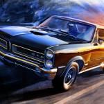 "1965 Pontiac Tempest GTO" by garthglazier