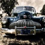 """1946 Buick Estate Wagon Sepia Tone"" by garthglazier"