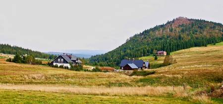 Jizera Mountains, Czech Republic