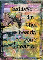 Believe in the Beauty Butterfly