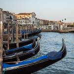 """Gondolas in Venice."" by FernandoBarozza"
