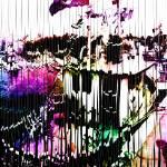 """Black Tug Rainbow"" by artbyclaire"