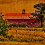 """Cupola Vermont Barn"" by DBenoit"