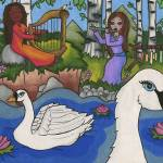 """The Song of Swans"" by anamcara"