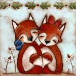 """Fox Love"" by Dudadaze"