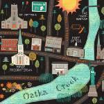 """LeRoy, NY by Jennifer Wambach"" by TheyDrawandCook"