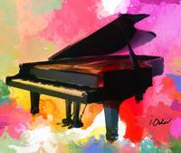 Colorfull Piano