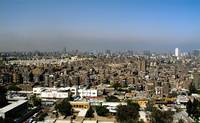 Big Cairo City View, From Salah al Din Castle