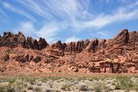 Rock Backdrop - Valley of Fire