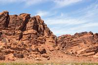 Beautiful Backdrop - Valley of Fire
