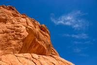 Beautiful Red Rocks - Valley of Fire