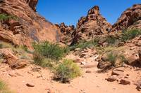 Hiking Trail - Valley of Fire