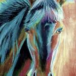 """""""Strong horse"""" by 1kelton"""