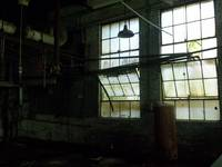 Abandoned Historic NC Mill