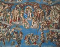 Last Judgment, Sistine Chapel