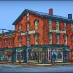 """""""Emmitt House 2"""" by GlendaBorchelt"""