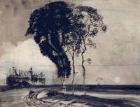 Landscape with Three Trees