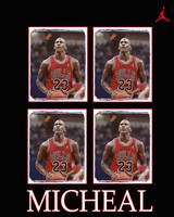 MICHEAL X 4 COLOR