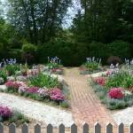 """Colorful Garden"" by artbyshesh"