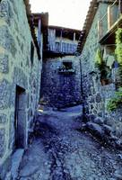 Alley of Byegone Portugal in 1978