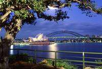 Moonlit Sydney - SEM035 - LIMITED EDITION