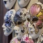 """Venetian carnival masks."" by FernandoBarozza"