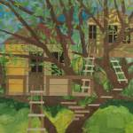 """""""Treehouse Revised"""" by JonathanGreenberg"""
