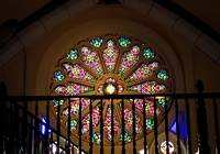 Loretto Chapel Rose Window