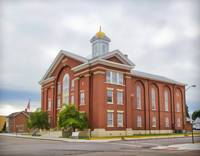 Pike Co. Courthouse