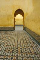 Mausoleum of Moulay Ismail, Meknes (Morocco)