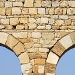 """Arches of Basilica of Volubilis, Morocco"" by petrsvarc"