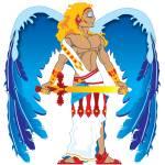 """""""St. Michael"""" by Azodnem"""