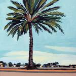 """Galveston Palm"" by MelindaPatrick"