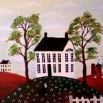 """""""OLD FARM by Maria Greene"""" by mariagreene"""