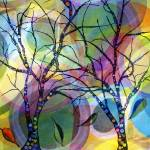 """""""Circle Trees"""" by RuthPalmer"""