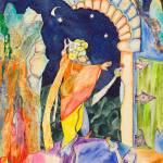 """""""The last Moor leaving Cordoba"""" by gheider"""