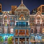 """DRISKILL @ Night"" by wattsbw2004"