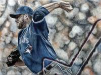 Buehrle Being Burly