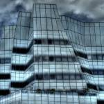 """IAC Building Deigned By Frank Gehry"" by jeffwatts"