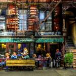 """East Village Cafe"" by jeffwatts"