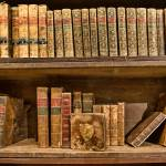 """Antique Books, Carmel Mission"" by SederquistPhotography"
