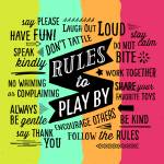 """Rules to Play By"" by dallasdrotz"