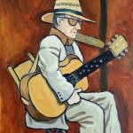 """Street Player"" by Holewinski"