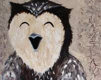 The Cheerful Owl