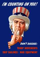 I'm Counting On You - Uncle Sam
