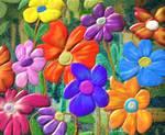 FLOWER POWER by Rita Whaley
