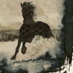 """ORL-1782 Arabian horse"" by Aneri"