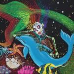 """Rainbow Mermaid"" by ArtPrints"