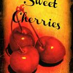 """Sweet Cherries Kitchen Art"" by Groecar"